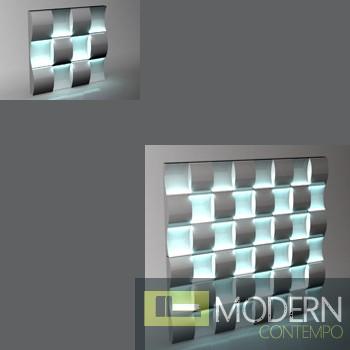 BLOCKS  I3D WALL LED PANEL