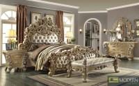 Luxury European Style Bedroom Set-