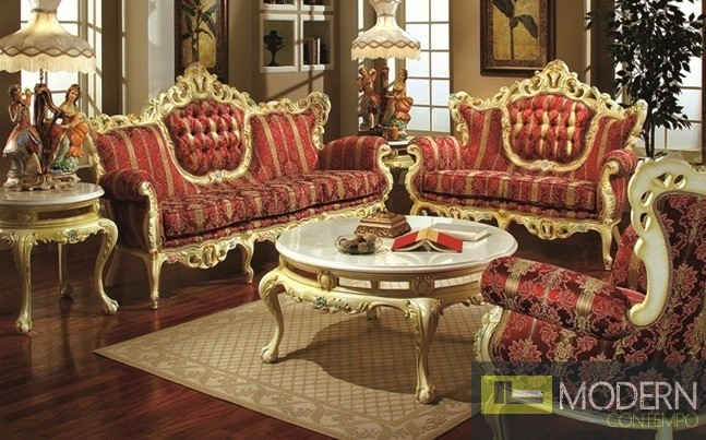 modway office chair chairs wedding hall 3pc high end classic provincial victorian sofa loveseat living room zp609