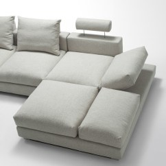 Bedroom Sofa Set Price West Elm Antwerp Reviews Modern White Fabric Sectional With Adjustable Headrests