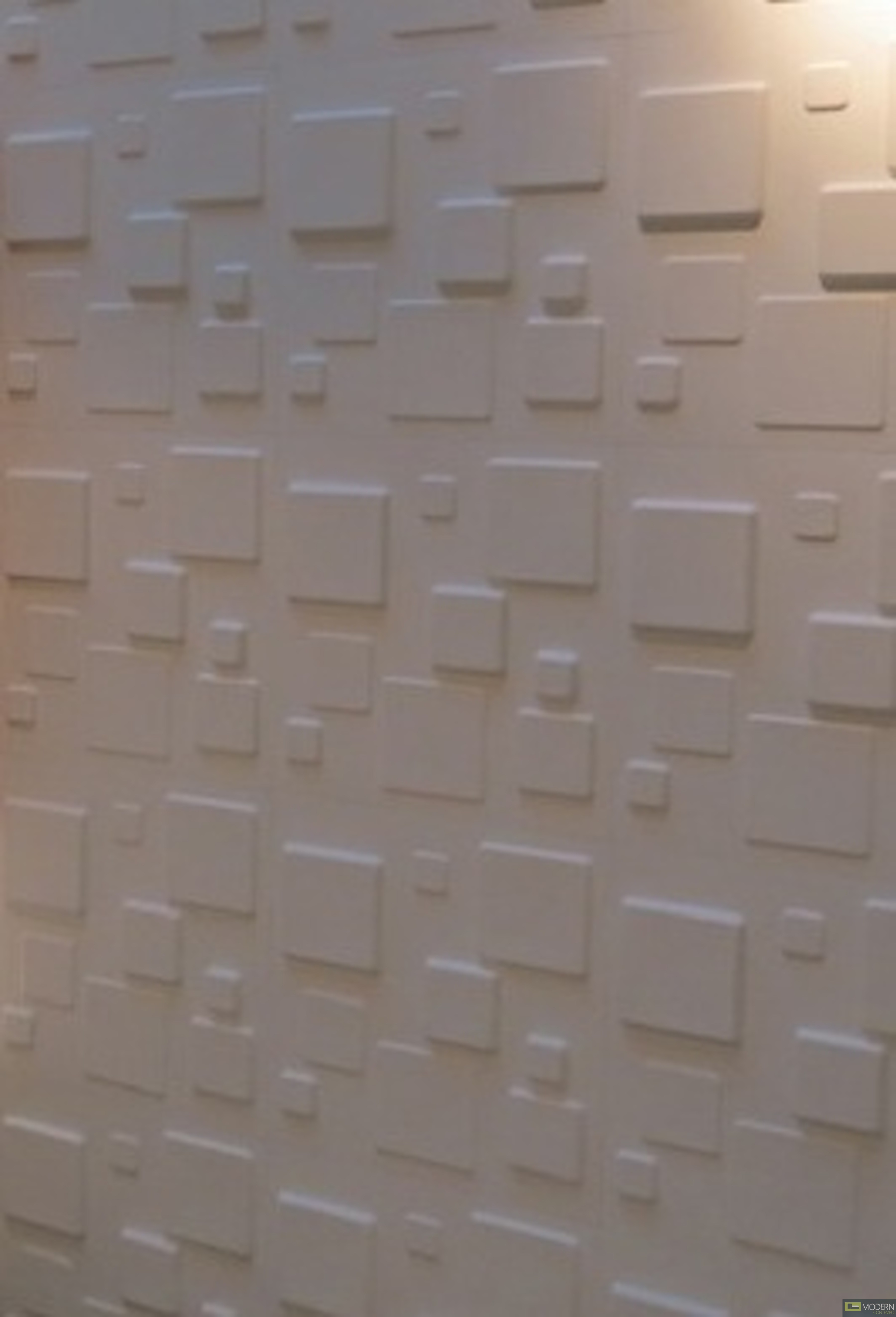 Tetra  Exterior and Interior Glue on Wall 3d Surface Panel 12 panels 3229 sf