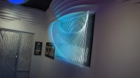 Blog - Clear Acrylic Sculptural LED 3D Wall Panel by ...