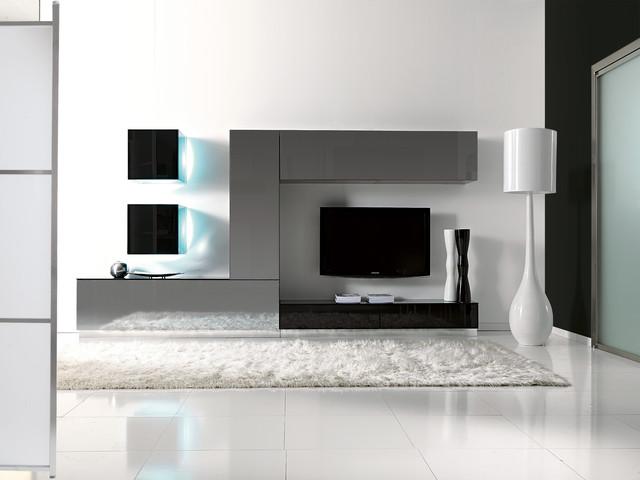 modern tv wall units design