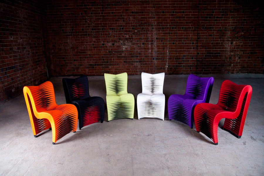 Blog  The Hunger Games Seat Belt Chair
