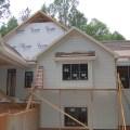 Craftsman exterior window trim ideas exterior trim work continues