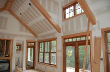 Two Months And Counting Modern Craftsman Style Home