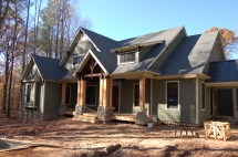 Modern Craftsman Style Homes