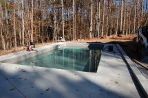 Pool Open Kind Of Modern Craftsman Style Home