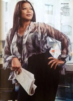 Queen in Tie blouse