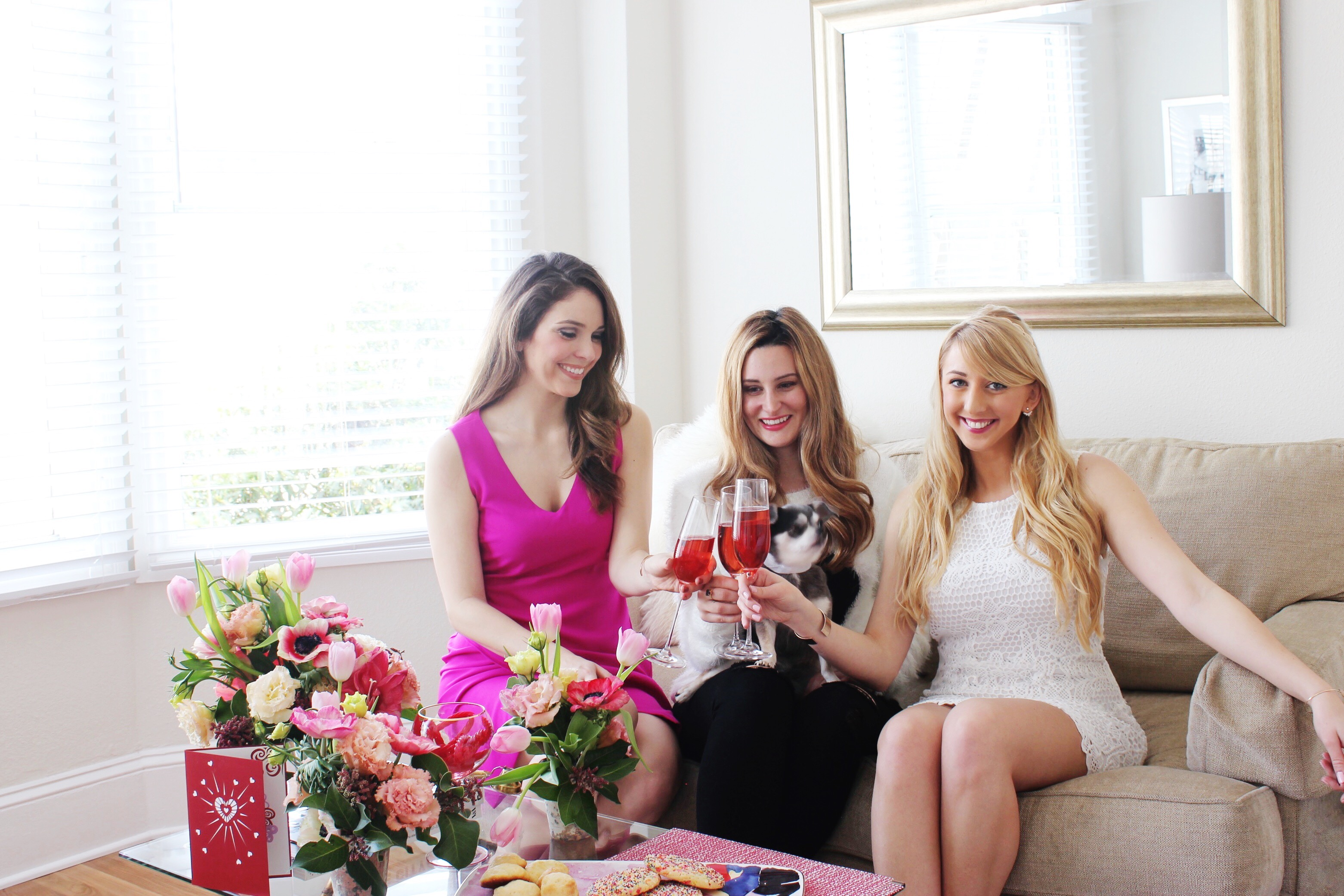Galentine's Day Guide / Modern Daydream Living