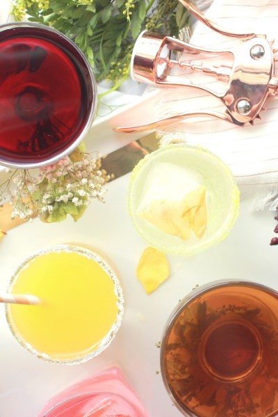 Drinking Pretty: Your Guide To Making Beautiful Cocktails With All The Essential Details