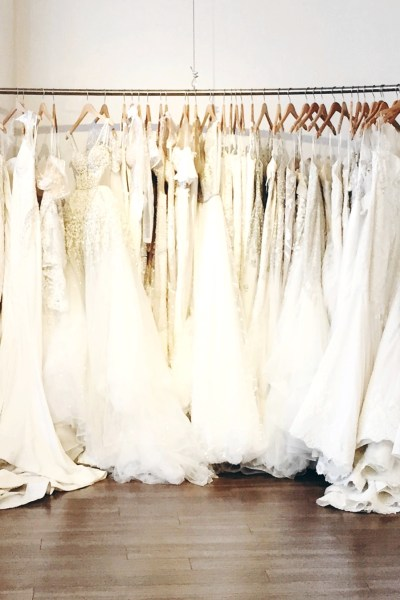 3 Things I Learned After Trying On Wedding Dresses For The 1st Time