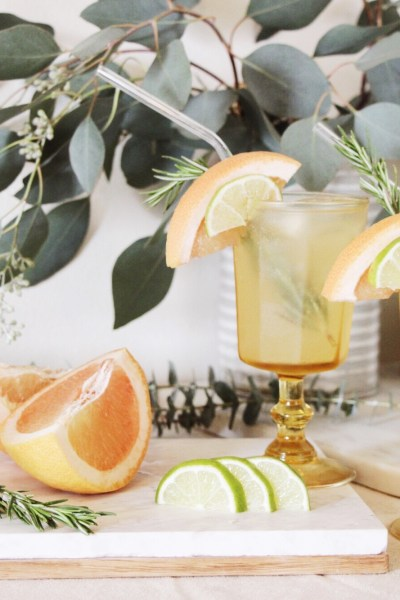 Reinvent Your Favorite Drink And Spruce Up Cocktail Hour In Less Than 5 Minutes Using These Quick And Easy Ideas