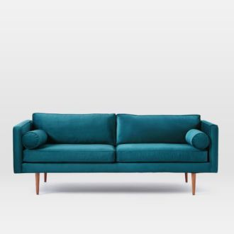 Shop: Blue Couch / Modern Daydream Living