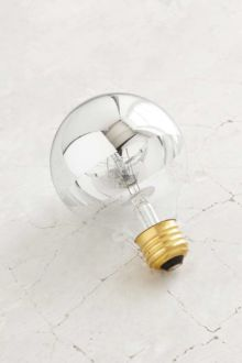 Shop: Mirror Lightbulb / Modern Daydream Living