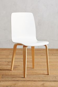Shop: White Chair / Modern Daydream Living