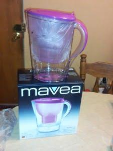 Mavea Water Pitcher