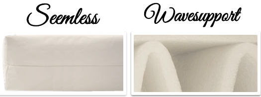 Naturepedic Organic Cotton Lightweight Ultra 2-stage Crib Mattress