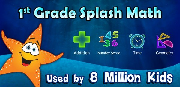 Splash Math Kids Educational App #FreeMathApp