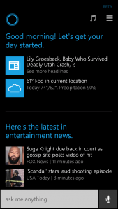 The Best Feature about the Lumia 830 is #Cortana! @LumiaUS #Lumiawesome #LumiaSwitch