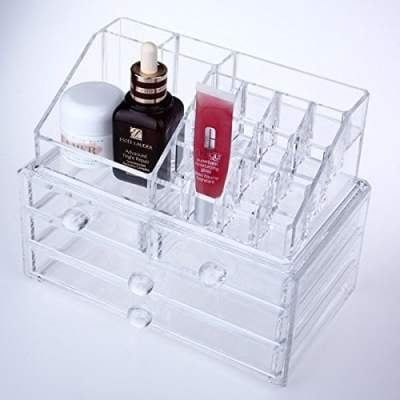 Cosmopolitan Collection Cosmetic Organizer And Storage Review