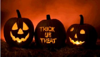 A New Twist on Halloween! Non-Candy Treats