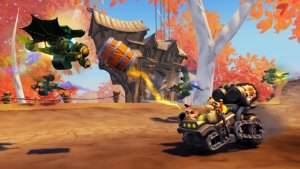 new skylanders superchargers battle
