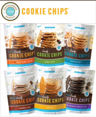 Enjoy Holiday Snacking with Cookie Chips! #HolidayGiftGuide2015