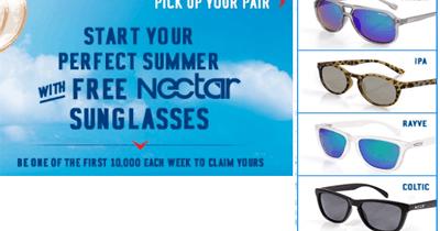 FREE Nectar Sunglasses
