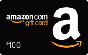 $100 Amazon Giveaway!