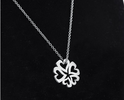 Opps Nickel Free Stainless Steel Quintuple Heart Pendant Necklace Review #MDGHGG2016 #GiftIdeas