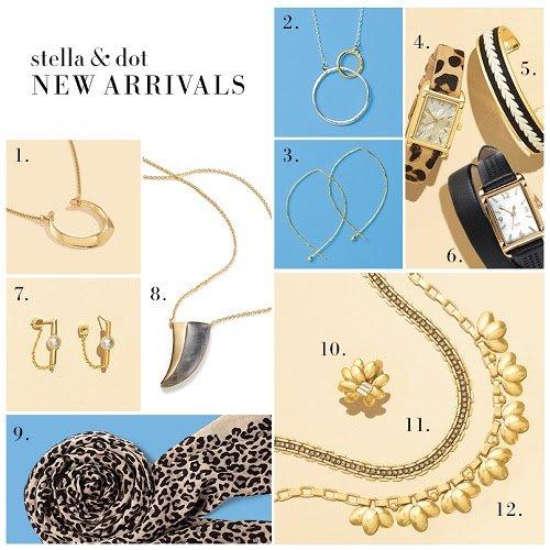Stella & Dot's New Fall Line