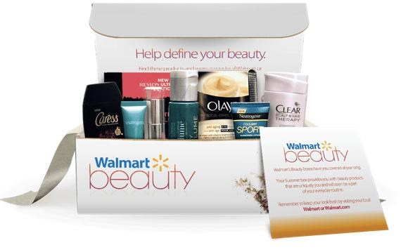 Fall Walmart Beauty Box $5 Shipped!