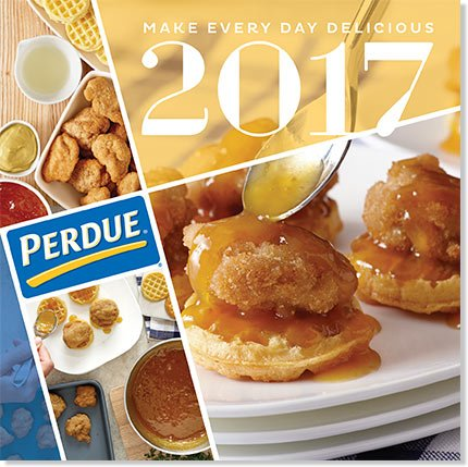 Perdue 2017 Recipe Calendar