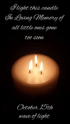 Reminder Wave of Light Tonight