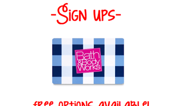 $100 Bath and Body Works Giveaway Blogger Sign Up Ends 11/13 – FREE and Paid Options Available!