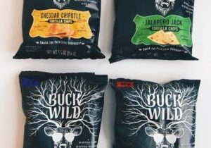 Get Your Snack on with Buck Wild Chips!