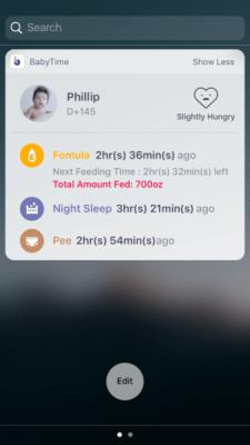 Helpful New Parent App! Simfler Babytime App!