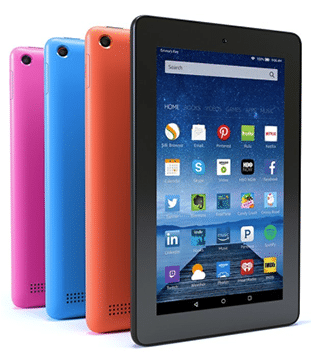 Kindle Fire Tablet Giveaway 4 Winners! (US & CAN) Ends 12/31