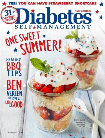 Request a FREE Diabetes Self-Management Magazine Subscription