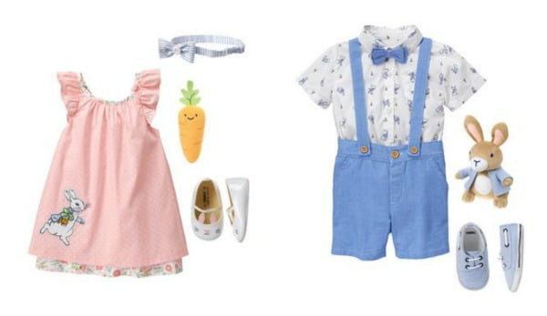 Gymboree Peter Rabbit collection
