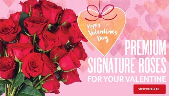 winn dixie valentine's day special