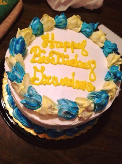 Getting Older……I had a Birthday last Week.