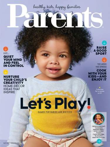 Request a FREE Parents Magazine Subscription for 1 Year