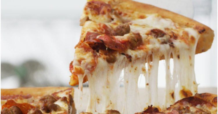 Papa John's 50% off and FREE Pizza Deal