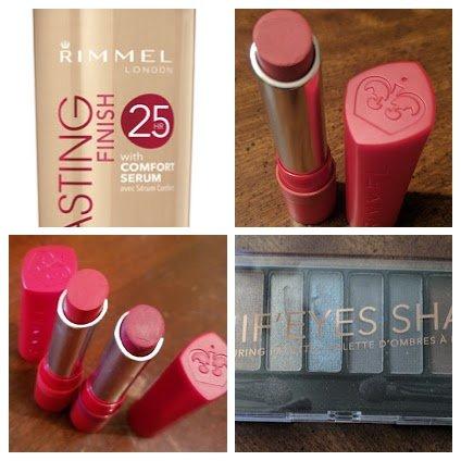 Include Rimmel London Makeup as an Easter Basket Filler!