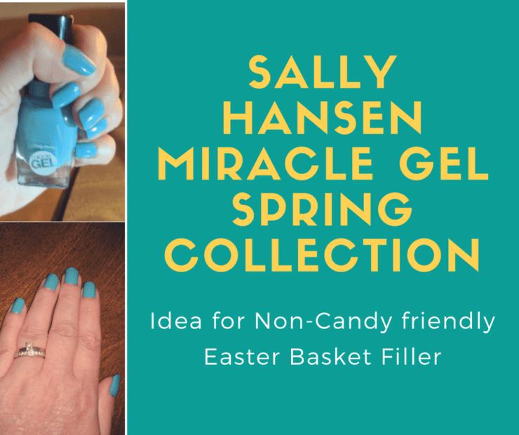 Sally hansen miracle gel spring collectio