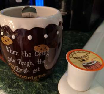 choconut coffee