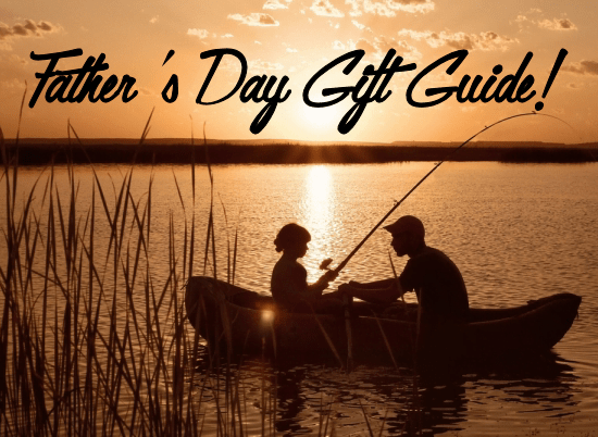 Time to Spoil Dad! Father's Day 2017 Gift Guide