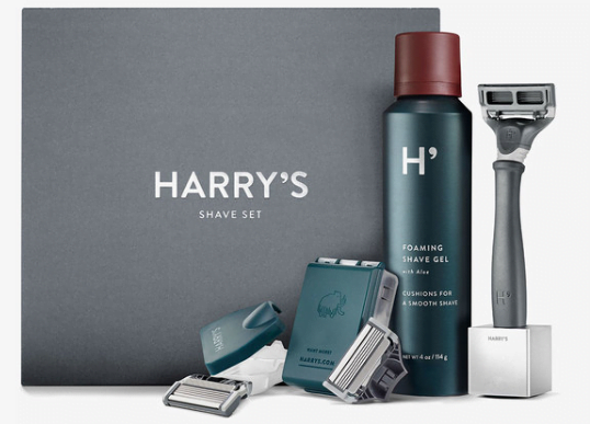 Give Dad the Perfect Gift! A Harry's Shave Set #AD